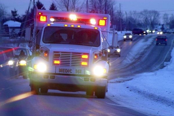 Массовое ДТП произошло в штате Миссури из-за снегопада