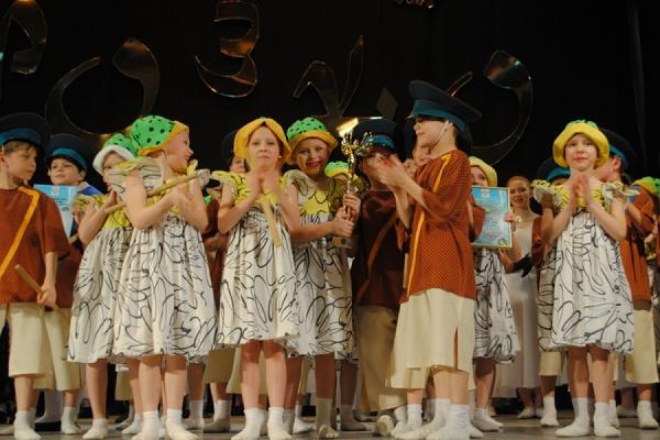 Юные артисты Детской филармонии покорили жюри Всероссийского фестиваля-конкурса «Морозко-2015»