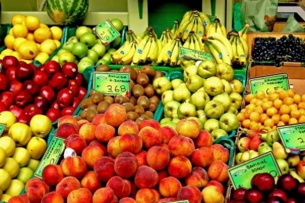 греческие фрукты