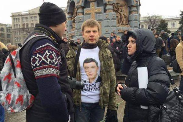 Московская полиция не имеет претензий к депутату Верховной Рады Алексею Гончаренко