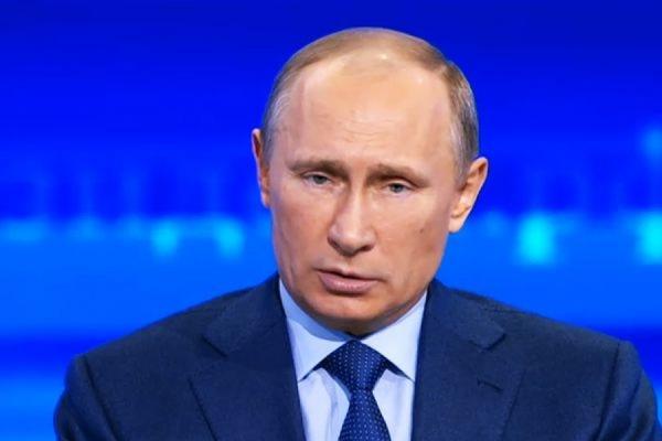 Тринадцатая «прямая линия» с Путиным пройдет 16 апреля