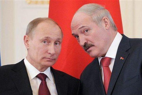 Сегодня в Кремле Путин и Лукашенко обсудят антикризисный план и ситуацию на Украине