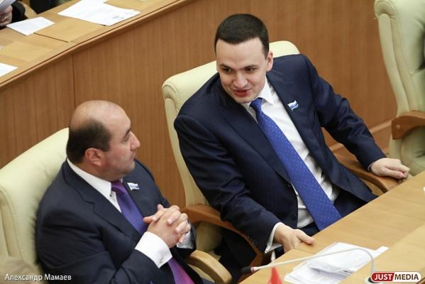 «Поссорился с Иониным». Депутат Карапетян променял «Справедливую Россию» на «Единую»
