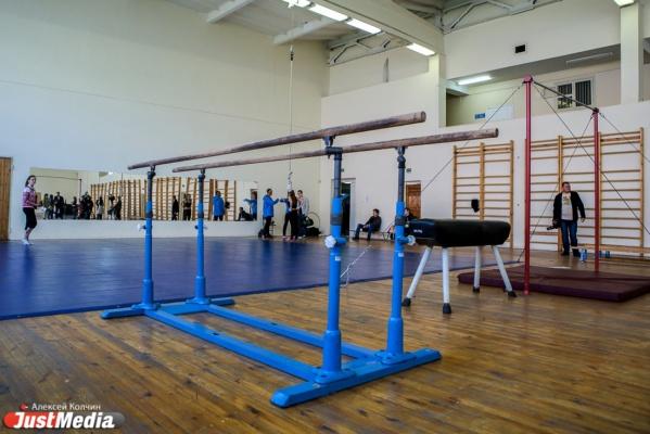 В 2015 году в Свердловской области постоят десять спортивных объектов