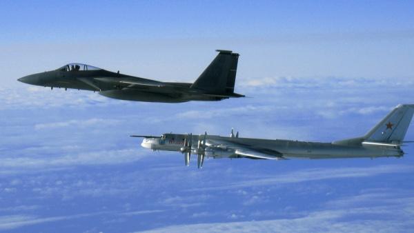 Ирландия заявила, что ВВС России нарушили правила полетов
