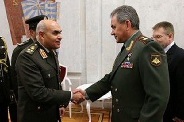 Министры обороны России и Египта подписали протокол о военном сотрудничестве