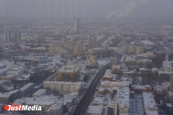 Над переулком Банковским в столице Урала может появиться стеклянный навес