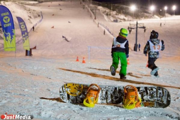 Студенты Уральского федерального университета устроят битву на лыжах и сноубордах.