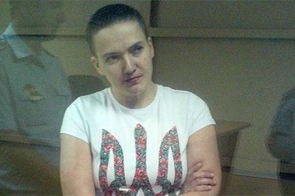 Надежда Савченко согласилась частично прекратить голодовку
