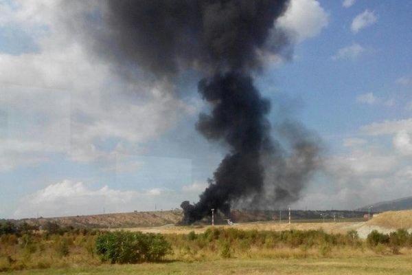 В Японии в результате крушения частного вертолёта погибли два человека