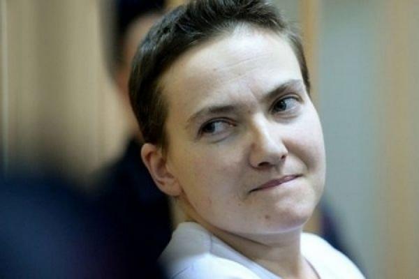 Савченко частично прекратила голодовку