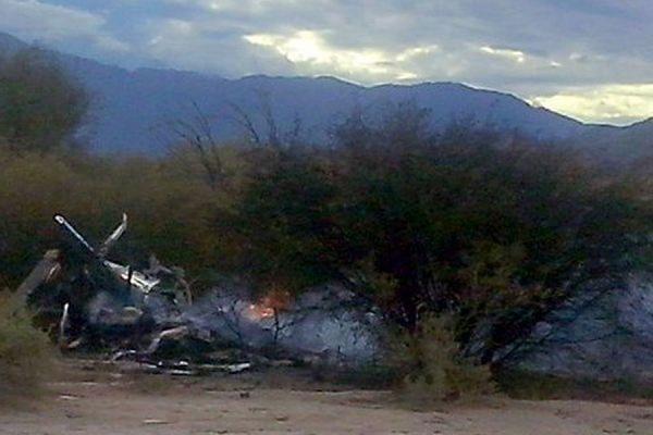 В Аргентине в результате столкновения двух вертолётов погибли французские олимпийцы