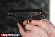 В Артях инспекторы ДПС остановили угонщиков с помощью табельного оружия