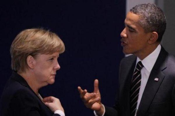 Барак Обама отложил поставки оружия Украине после разговора с Ангелой Меркель
