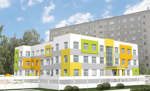 В Екатеринбурге на Сиреневом бульваре до конца года построят садик