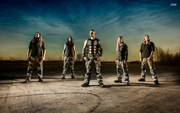 В Екатеринбурге выступит культовая шведская группа SABATON