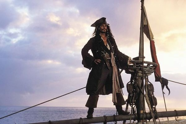 Джонни Депп повредил руку на съемках «Пиратов Карибского моря» в Австралии