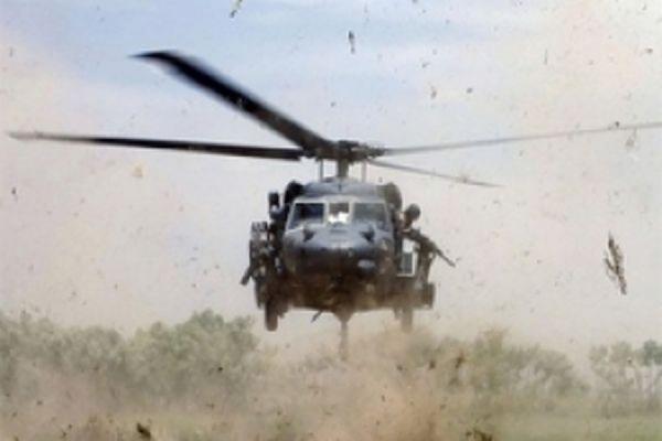 Вертолет с 11 военнослужащими США разбился во Флориде