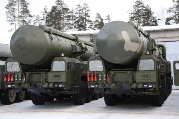 Россия имеет право размещать ядерное оружие на всей своей территории, в том числе в Крыму