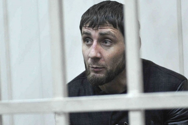 Защита Дадаева обжаловала его арест