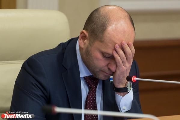 Из-за скандального совета «главный диетолог» Свердловской области Илья Гаффнер может лишиться кресла председателя аграрного комитета