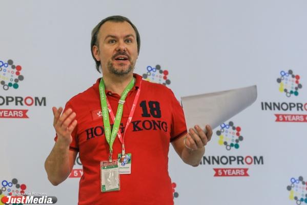 Антон Атрашкин: «В ближайшее время проектов в Екатеринбурге не будет»