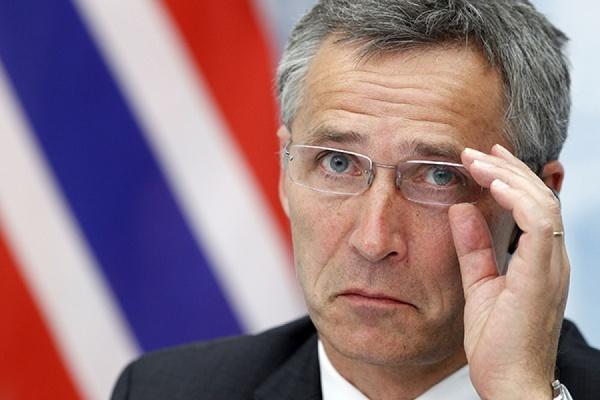 Украина не входит в зону ответственности НАТО