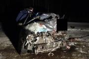 Страшная авария на Серовском тракте унесла жизни четырех иностранцев