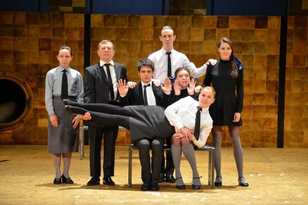 Свердловский театр драмы порадует крымчан гастролями