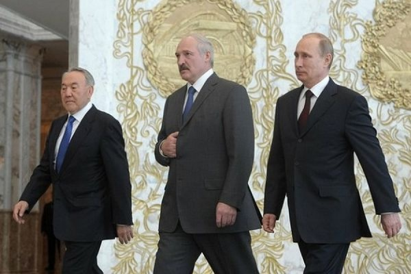 Встреча Путина, Назарбаева и Лукашенко в Астане состоится 20 марта