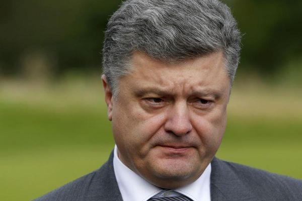 Пётр Порошенко внёс в Раду поправки в закон об особом статусе Донбасса