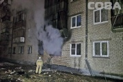 Разрушенные взрывом квартиры на Заводской восстановят за счет резервного фонда