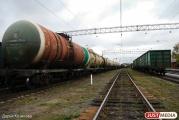 Утечка опасного химического вещества на железнодорожной станции Екатеринбурга не подтвердилась