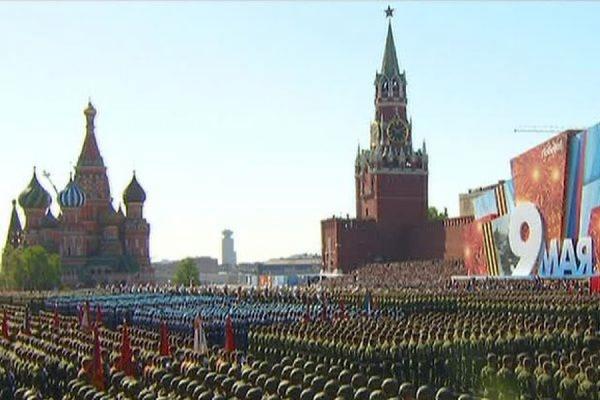 В Москву на Парад Победы приедут более 30 глав государств