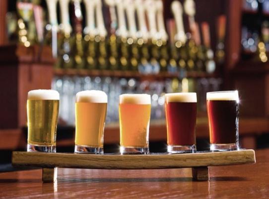 В Екатеринбурге открылась первая в городе крафтовая пивоварня