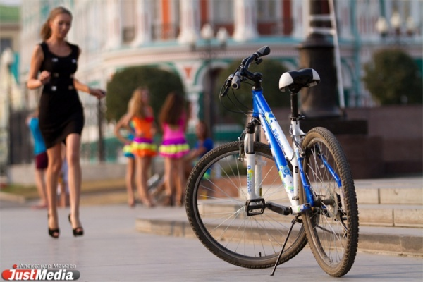 В Екатеринбурге полицейские задержали веловоришку. Подросток «работал» в центре