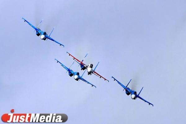 В День Победы над Екатеринбургом впервые пролетит военная авиация