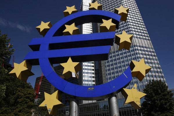 Во Франкфурте-на-Майне продолжается акция протеста против открытия новой штаб-квартиры ЕЦБ
