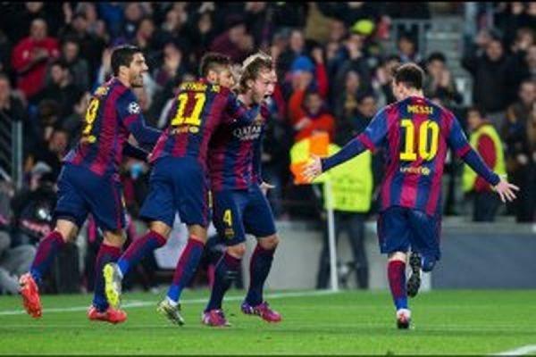 В футбольной Лиге Чемпионов определились последние четвертьфиналисты