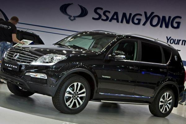 Южнокорейский автоконцерн SsangYong уходит из России