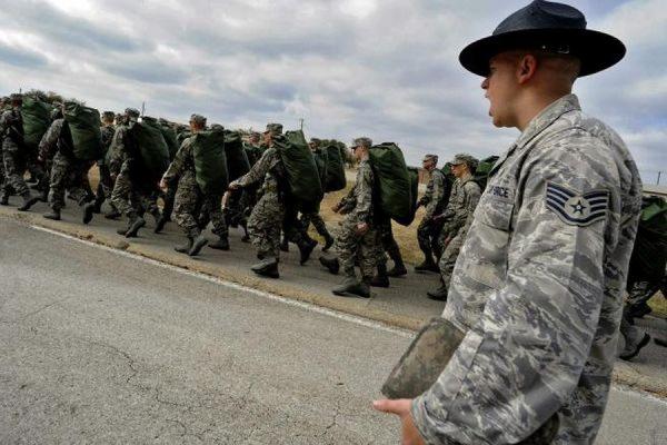 Инструкторы из США будут обучать военнослужащих Национальной гвардии Украины