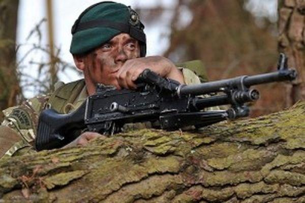 Британские инструкторы начали тренировать украинских солдат