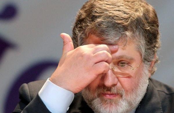 Порошенко объявил выговор Коломойскому