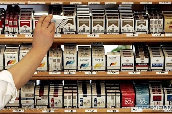 Сигареты в России подорожали второй раз за год