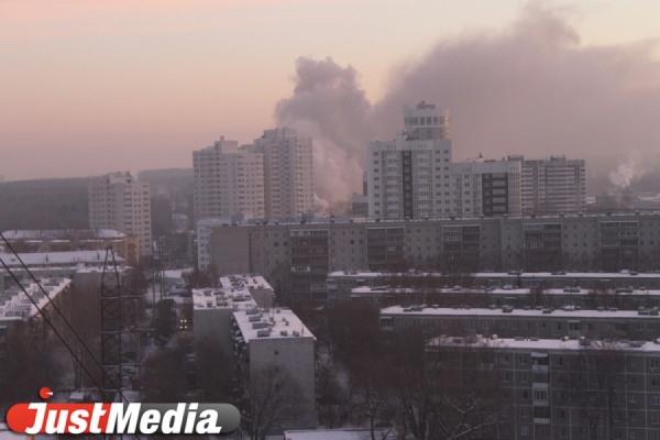 В пожаре на Баумана пострадали двое малышей