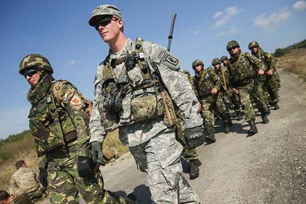 Американская армия начала военные учения в Румынии и Болгарии