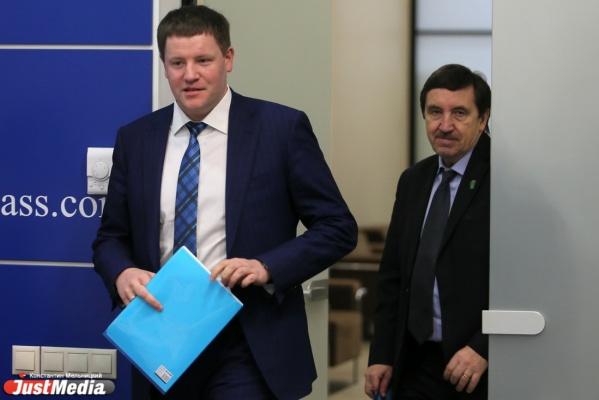 Министр строительства Свердловской области Сергей Бидонько заявил, что готов взяться за проект «Большой Екатеринбург»