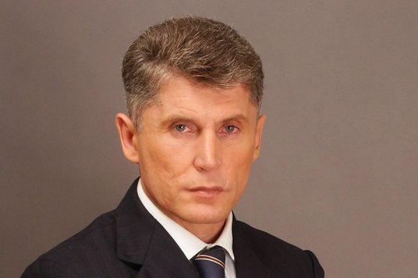 Губернатором Сахалина назначен бывший глава Амурской области Олег Кожемяко