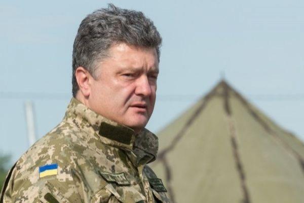 Пётр Порошенко заявил о начале масштабной спецоперации на Украине