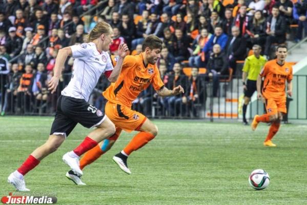 Уткин: «В Екатеринбурге негде сыграть в футбол, кроме сарая»